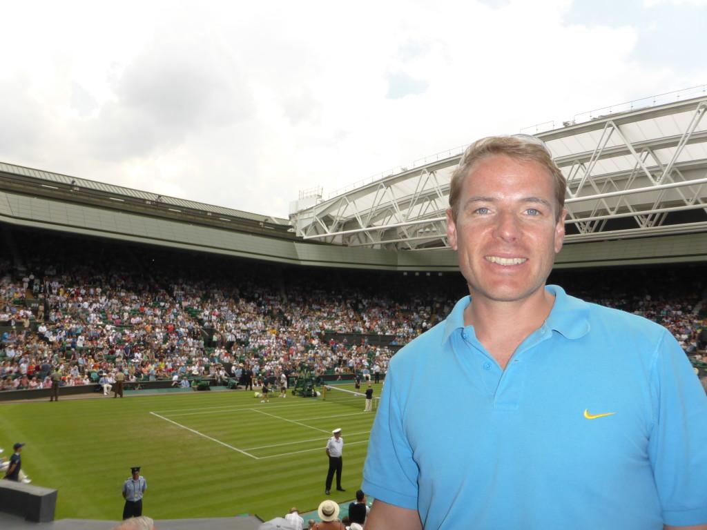 Christoph Kleinbeck Wimbledon_2014